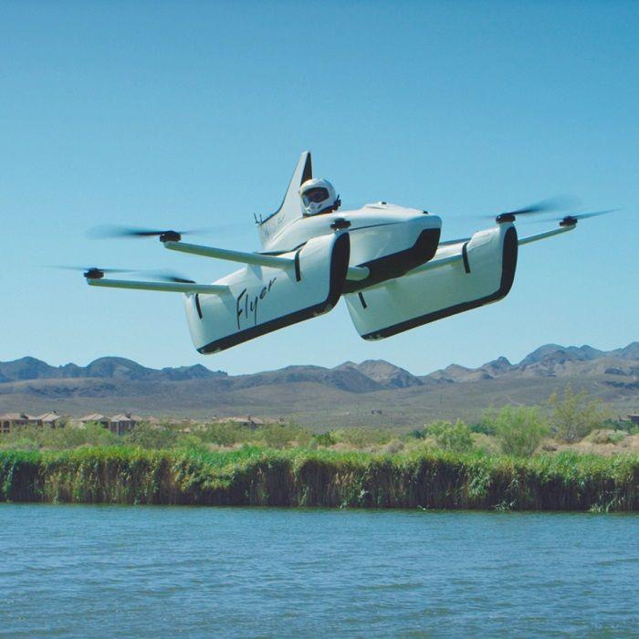 Flyer Kitty Hawk