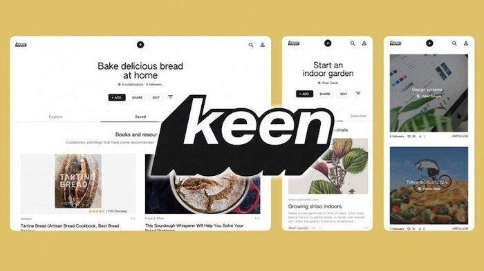 [Vidéo]: Google lance discrètement sa nouvelle application sociale Keen, hybride entre Pinterest et Instagram