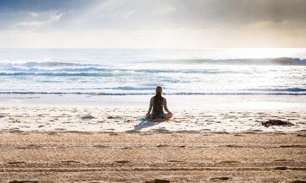 Infographie: Les applications de méditation et de yoga les plus téléchargées