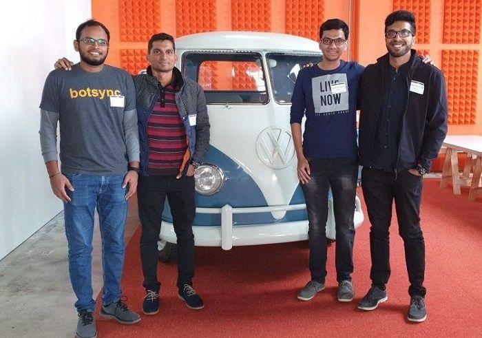 La start-up Singapourienne de la robotique Botsync lève des fonds pour automatiser la supply-chain