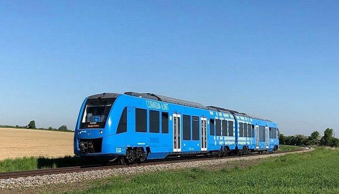 l'Allemagne construit la première station de remplissage de trains à hydrogène au monde