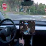 """Elon Musk a propos Du mode conduite autonome de Tesla: """" Je peux presque aller de chez moi au travail sans intervention»"""