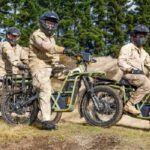 [Vidéo]: Regardez ces motos électriques à traction intégrale être testées par des soldats pour le service militaire