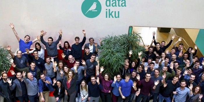 Dataïku lève 100 millions de dollars 8 mois après l'entrée de Google à son capital