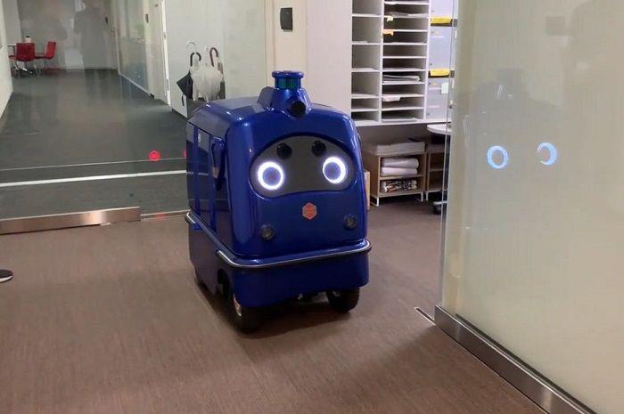 [Vidéo]: La poste Japonaise va déployer deux robots de livraison autonome à Tokyo