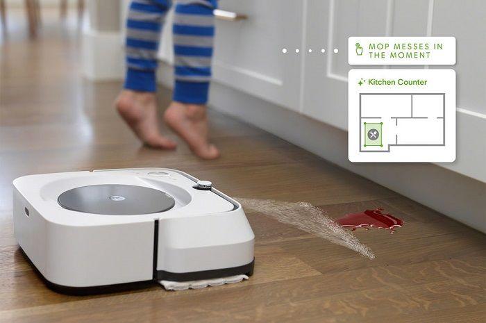 [Vidéo]: IRobot veut faire travailler ses robots aspirateurs de façon plus intelligente grâce au machine learning