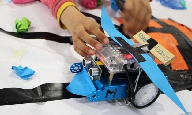 Avec un robot éducatif programmable de Smarteo, permettez à vos enfants d'apprendre en s'amusant!