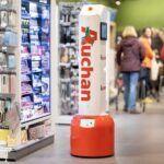 Portugal: Auchan noue un partenariat avec la start-up Trax et déploie des robots pour inspecter ses supermarchés