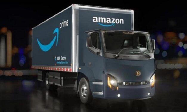 Amazon achète 10 camions électriques à Lion Electric