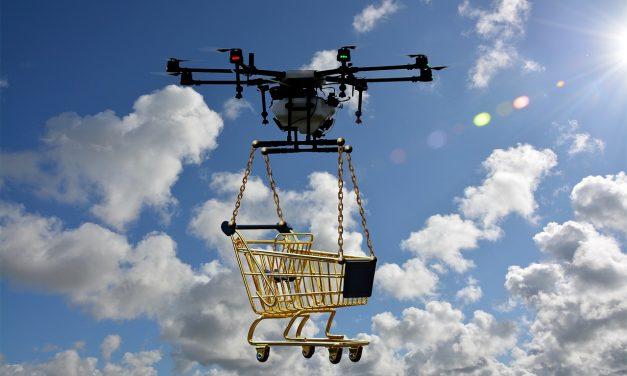 Le drone : future star de la livraison dans le e-commerce ?