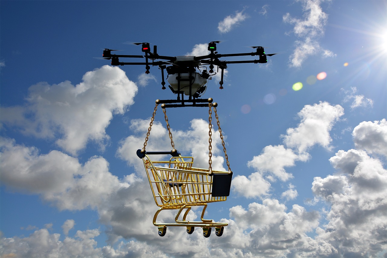 drone e commerce