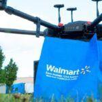 Walmart va proposer la livraison de produits d'épicerie par Drone En Caroline du Nord