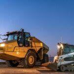 Un engin de chantier autonome sera testé par SafeAi et Obayashi