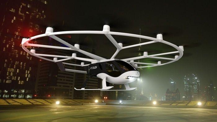 Le taxi volant Volocity de Volocopter sera finalement testé à l'aéroport de Pontoise en 2021