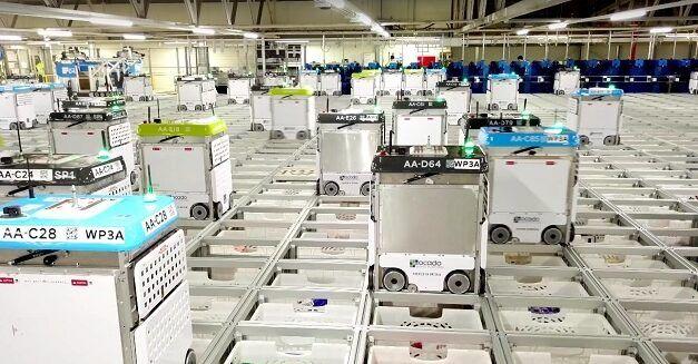 Robotique: Ocado débourse 287 m$ pour acheter Kindred Systems et Haddington Dynamics