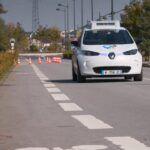 Renault et ses partenaires ont testé des véhicules autonomes en zone rurale