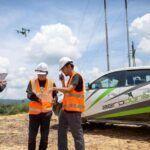 La start-up Malaisienne Aerodyne prend participation dans la société australienne de surveillance par drones Sensorem