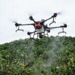 [Vidéo]: Agras T20, un drone agricole lancé par DJI dédié à l'épandage