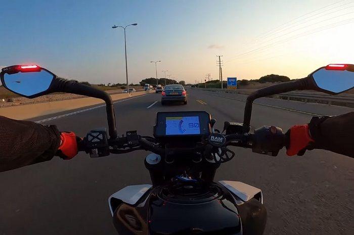 La start-up Israélienne Ride Vision effectue une levée de fonds de 7M$ pour son système anticollision pour les motos