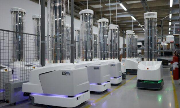 UVD Robots va déployer 200 robots de désinfection autonomes dans plus de 200 hôpitaux Européens
