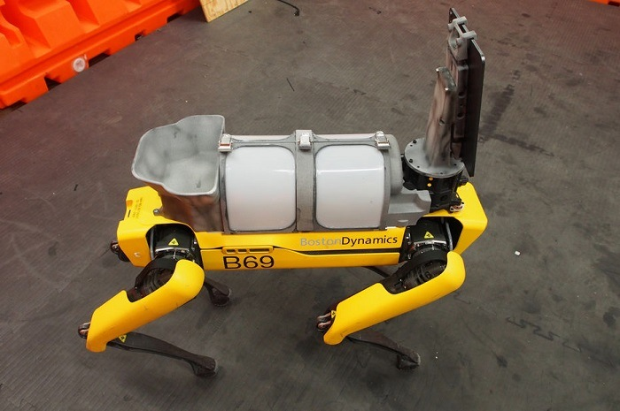 Hyundai rachat Boston Dynamics