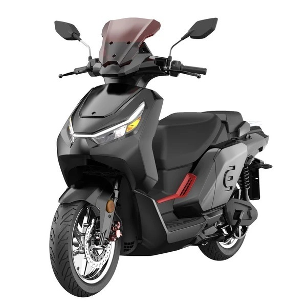 RED Electric Model E125 125 cm3: un nouveau scooter électrique performant et autonome