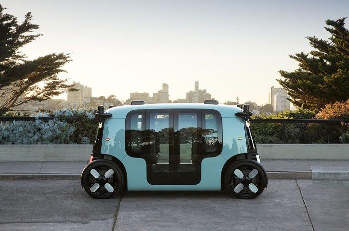 [Vidéo]: Zoox présente son robot taxi autonome destiné à favoriser la mobilité partagée