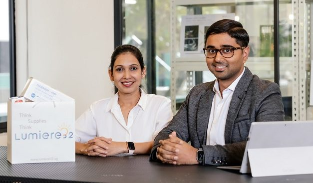 Singapour: La start-up dans le domaine de la santé Lumière32 lève 379K$