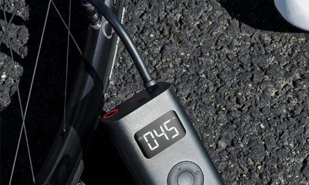 AirpumpX: Une pompe a air électrique portable qui peut vous sauver!