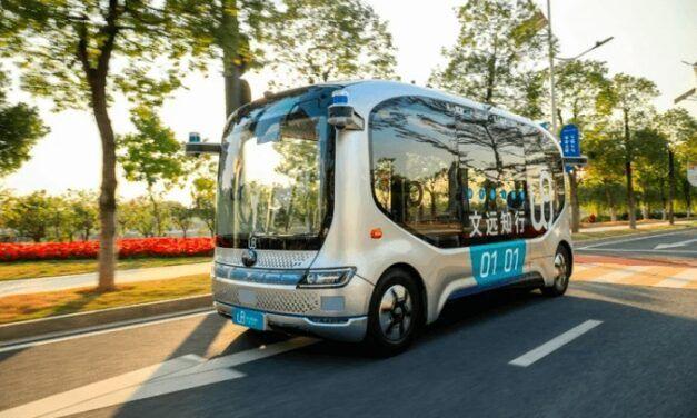 Chine: la start-up des véhicules autonomes Weride annonce une levée de fonds de 310M$