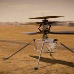 [Vidéo]: Le mini hélicoptère de la Nasa qui tentera de voler sur mars se nomme Ingénuity