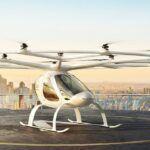 États-Unis: Une compagnie aérienne est prête à acheter des taxis volant électriques