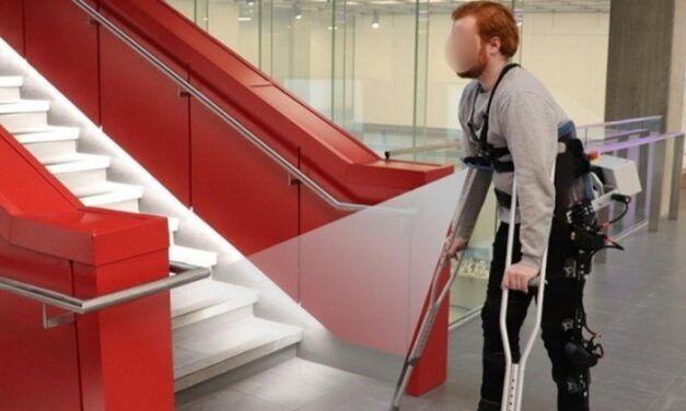 Un exosquelette autonome et adaptatif a été développé par des chercheurs Canadiens