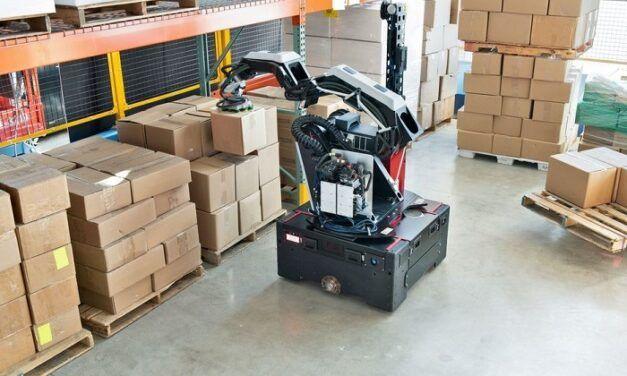 [Vidéo]:Le nouveau robot logistique de chez Boston Logistics se nomme Stretch