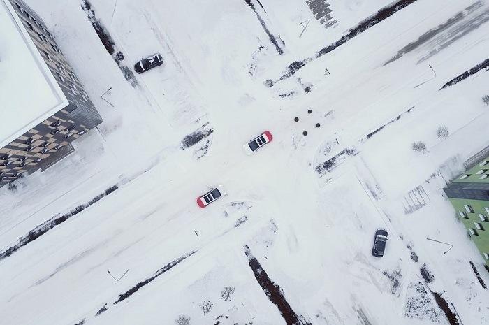 [Vidéo]: 10 millions de km dans des conditions difficiles pour les véhicules autonomes de Yandex