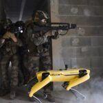L'armée française teste le chien robot de Boston Dynamics dans des scénarios de combat