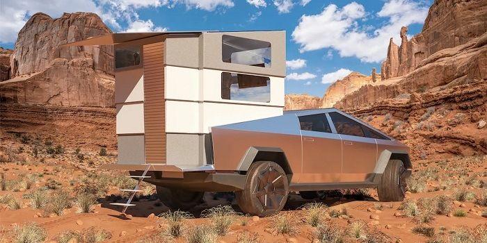Le cybertruck camping car de Tesla reçoit des commandes alors qu'il n'est pas encore sur le marché