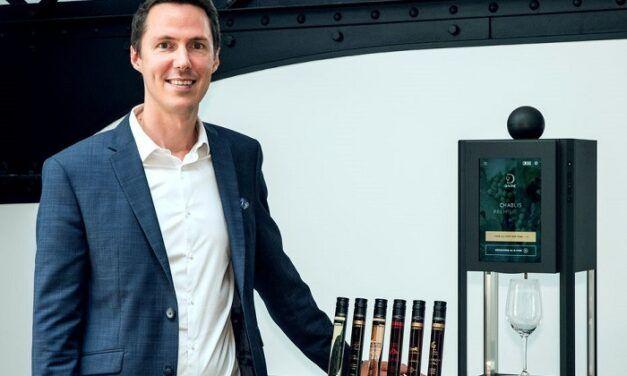 Nantes: La start-up D-Vine et sa machine à vin vise la vente à emporter