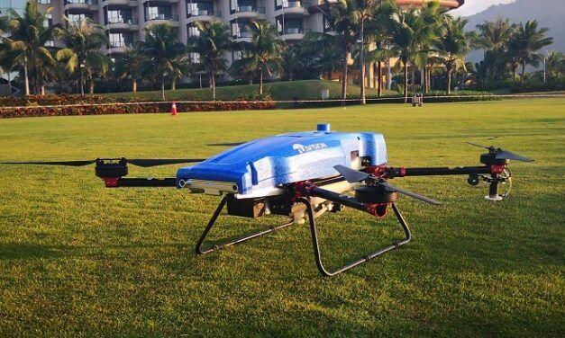 Chine: La start-up Eavision lève 30M$ pour ses drones agricoles