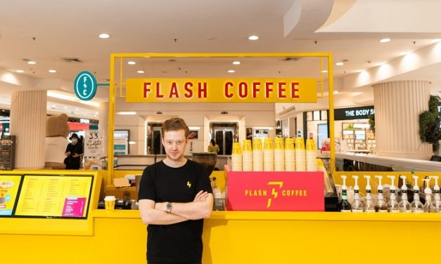 Asie : la start-up spécialiste du café Flash Coffee lève 15M$ pour recruter