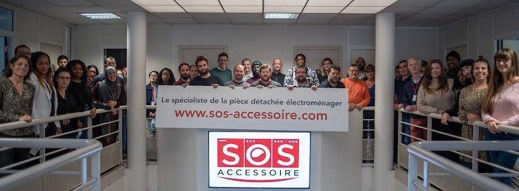La start-up Française Sos Accessoires lève 12M$ pour le Do it yourself en éléctroménager