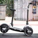 Doohan Ilark: une trottinette électrique 3 roues pliable très pratique