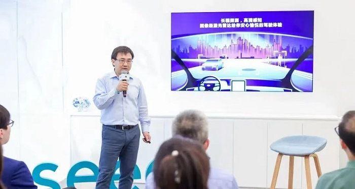 La start-up des lidars Innovusion lève 64M$  auprès de Temasek