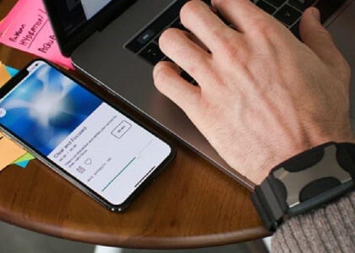 Apollo Neuro: Une montre anti stress connectée pour être zen au quotidien