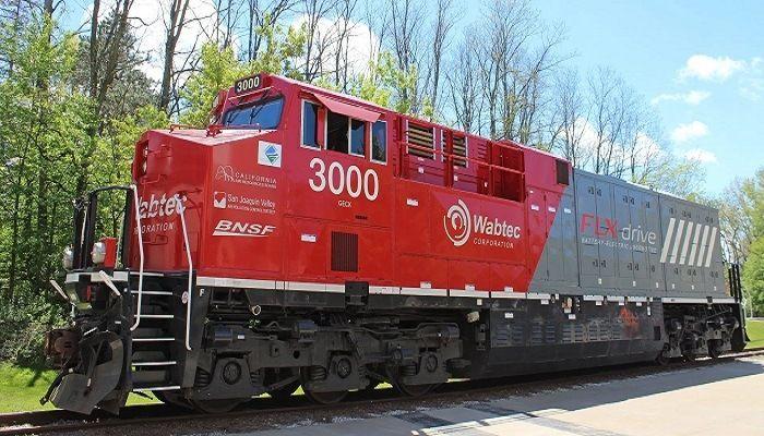 GM et Wabtech vont développer des locomotives de fret électriques