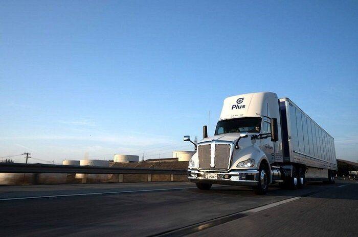 Amazon s'intéresserait aux camions autonomes de la start-up Plus.Ai