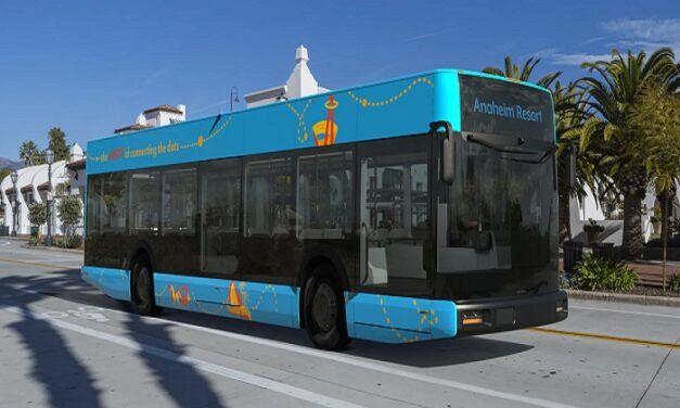 Anaheim Transportation Network lève 2M$ pour acheter 5 bus électriques d'Arrival