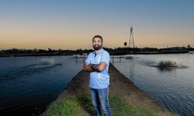 Spécialisée dans l'aquaculture, la start-up Indienne Aquaconnect lève  4M$