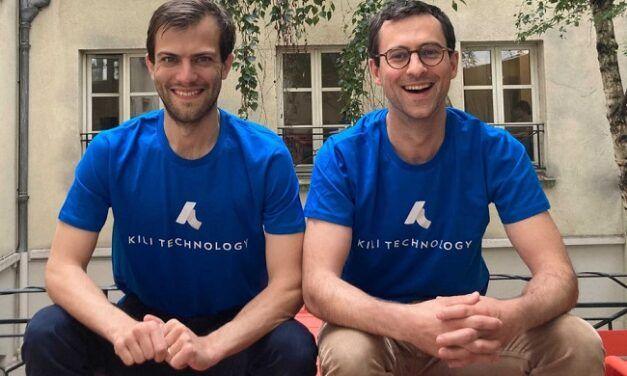La start-up Parisienne Kili Technology et sa plateforme dédiée à l'IA lève 25M€