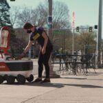 Yandex et son robot de livraison autonome vont réaliser des livraison pour Grubhub